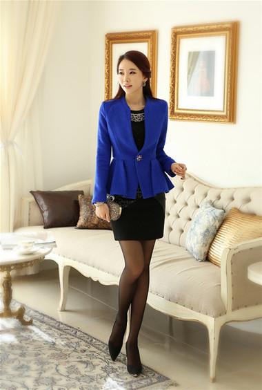 Mẫu áo khoác dạ nữ dáng ngắn đẹp và mốt nhất mùa đông 2013 - 2014  1