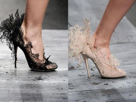 4. Giày ren 2