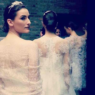 Áo khoác cho cô dâu những ngày rét đậm 16