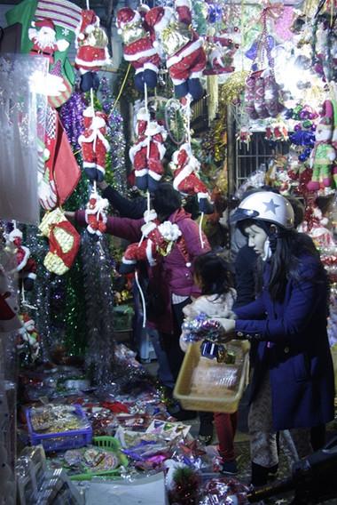 Hà Nội tưng bừng đón Noel 5