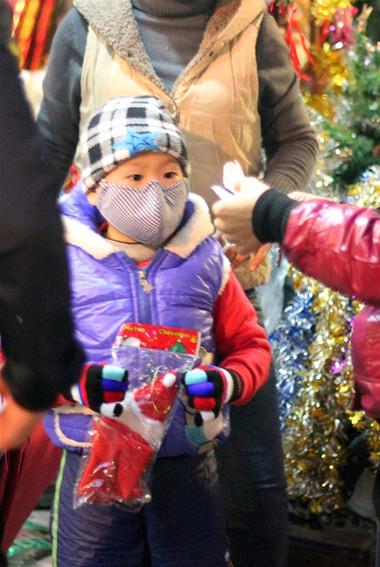 Hà Nội tưng bừng đón Noel 7
