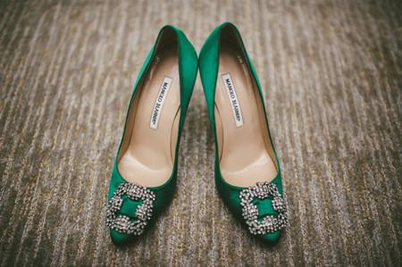 3. Giày đính đá 1
