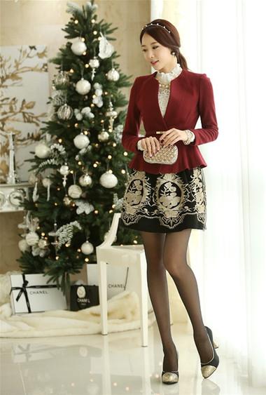Mẫu áo khoác dạ nữ dáng ngắn đẹp và mốt nhất mùa đông 2013 - 2014  9