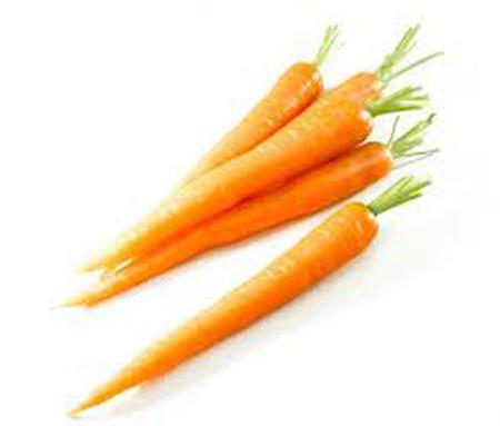 2. Mặt nạ cà rốt 1