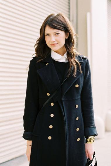 Xu hướng áo jacket đang được phái đẹp yêu thích trong mùa đông 10