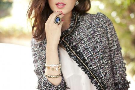 Xu hướng áo jacket đang được phái đẹp yêu thích trong mùa đông 2