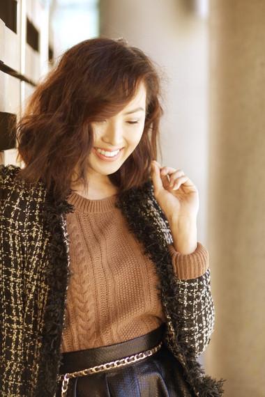 Xu hướng áo jacket đang được phái đẹp yêu thích trong mùa đông 3