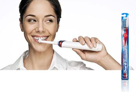 Bàn chải đánh răng thông minh P&G Oral-B 1