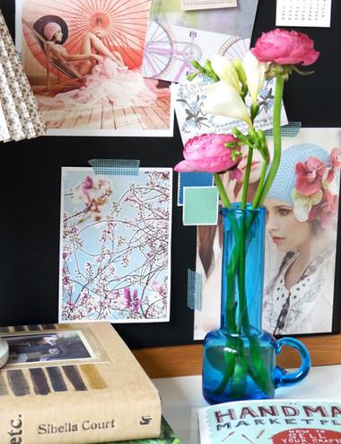 Mang sự lãng mạn đến không gian nhà bạn với cách cắm hoa độc đáo 18