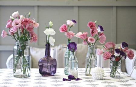 Mang sự lãng mạn đến không gian nhà bạn với cách cắm hoa độc đáo 2