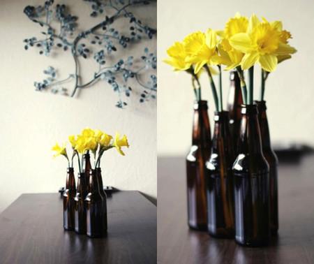 Mang sự lãng mạn đến không gian nhà bạn với cách cắm hoa độc đáo 4
