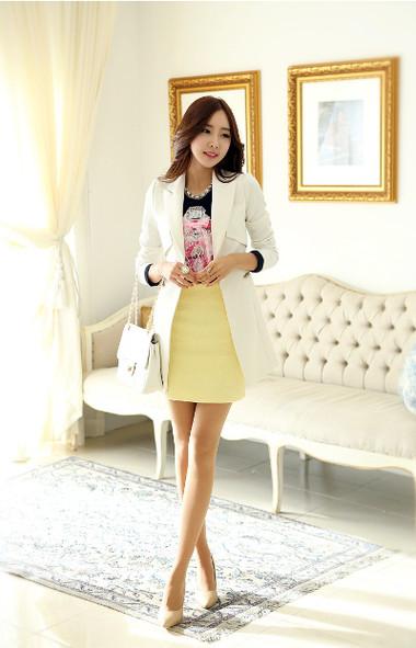 Mẫu áo vest nữ đẹp năm 2014 7