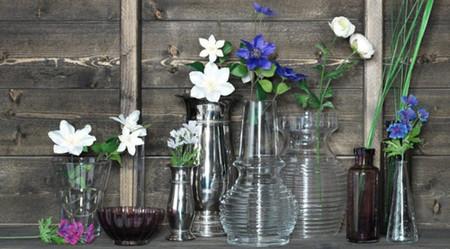 Mang sự lãng mạn đến không gian nhà bạn với cách cắm hoa độc đáo 7
