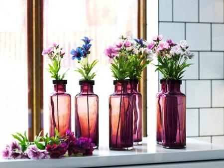 Mang sự lãng mạn đến không gian nhà bạn với cách cắm hoa độc đáo 8