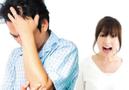 Chị ấy không chỉ đánh, chửi chồng...