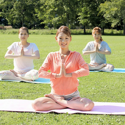 3. Tập yoga 1