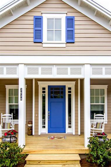 Ngôi nhà của bạn trở nên 'sang chảnh' và thời thượng với sắc xanh cô-ban  10