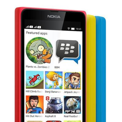Plants vs Zombie, Real Foodball, Jetpack Joyride… là những ứng dụng được người dùng Nokia X ưa chuộng.