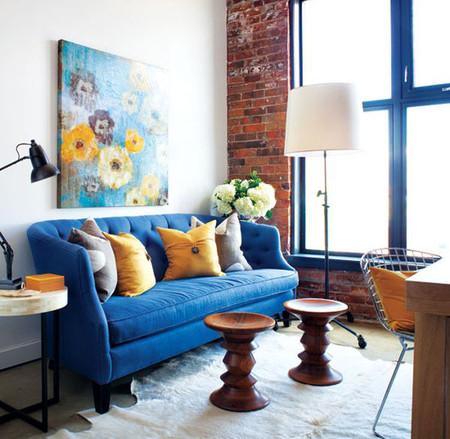 Ngôi nhà của bạn trở nên 'sang chảnh' và thời thượng với sắc xanh cô-ban  2
