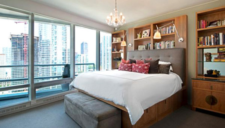 Biến gầm giường thành không gian lưu trữ đồ 2