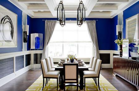 Ngôi nhà của bạn trở nên 'sang chảnh' và thời thượng với sắc xanh cô-ban  3