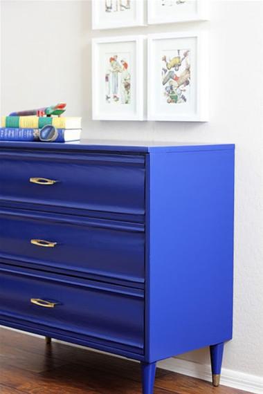 Ngôi nhà của bạn trở nên 'sang chảnh' và thời thượng với sắc xanh cô-ban  4
