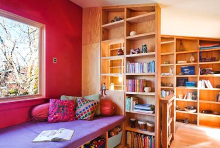 Biến gầm giường thành không gian lưu trữ đồ 5