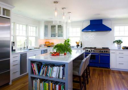 Ngôi nhà của bạn trở nên 'sang chảnh' và thời thượng với sắc xanh cô-ban  5
