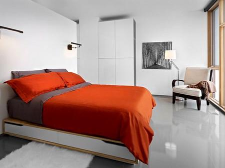 Biến gầm giường thành không gian lưu trữ đồ 6