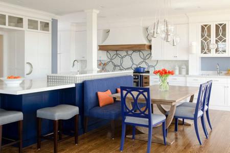 Ngôi nhà của bạn trở nên 'sang chảnh' và thời thượng với sắc xanh cô-ban  8