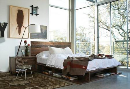 Biến gầm giường thành không gian lưu trữ đồ 9