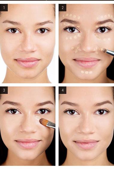1. Làm sạch khuôn mặt 1