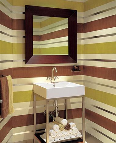 Bài trí nhà tắm tiện ích với không gian nhỏ hẹp 11