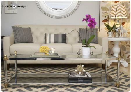 Thay đổi không gian phòng khách với bàn cà phê 11