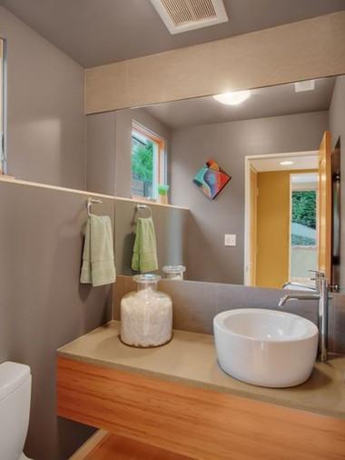 Bài trí nhà tắm tiện ích với không gian nhỏ hẹp 12