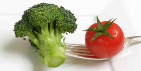 1. Cà chua và bông cải xanh 1
