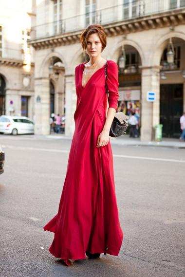 1. Váy wrap 1