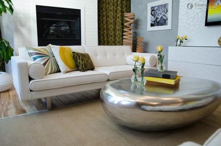 Thay đổi không gian phòng khách với bàn cà phê 1