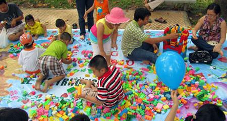 Giúp cha mẹ chọn được món quà đáng yêu cho bé ngày Tết thiếu nhi 1