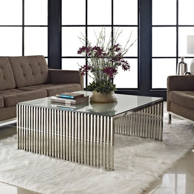 Thay đổi không gian phòng khách với bàn cà phê 3