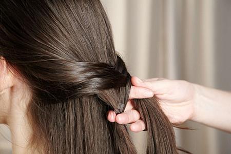 Tết tóc đuôi cá đáng yêu và đẹp mắt 3