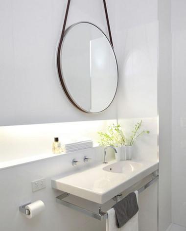 Bài trí nhà tắm tiện ích với không gian nhỏ hẹp 4