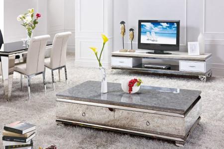 Thay đổi không gian phòng khách với bàn cà phê 5