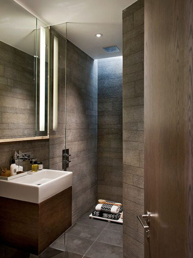 Bài trí nhà tắm tiện ích với không gian nhỏ hẹp 5