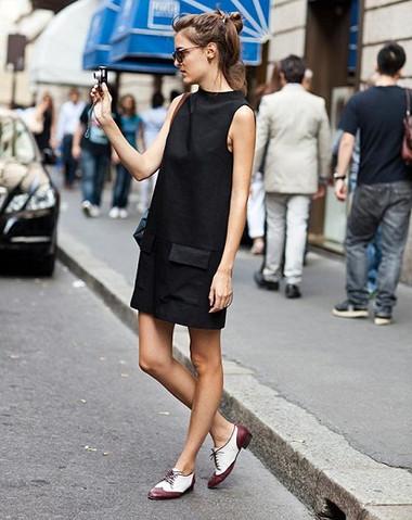 6. Váy suông 1