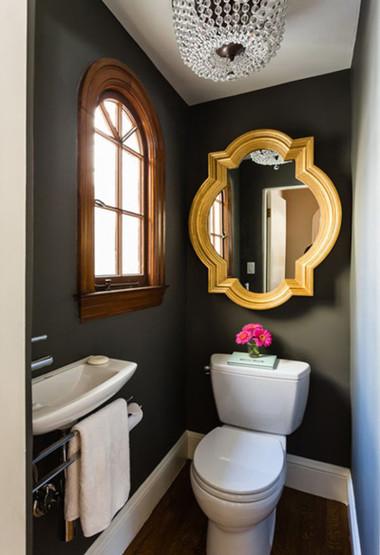 Bài trí nhà tắm tiện ích với không gian nhỏ hẹp 6