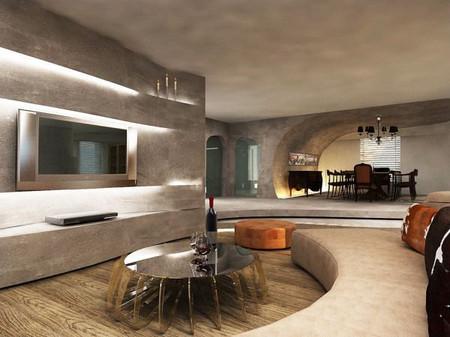 Thay đổi không gian phòng khách với bàn cà phê 9