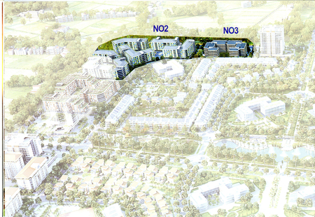 Tìm hiểu về giai đoạn 3 nhà thu nhập thấp khu đô thị Đặng Xá 2