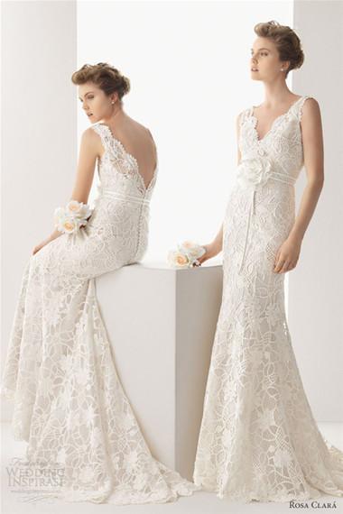 Váy cưới hở lưng 4