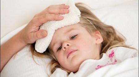 Nguyên nhân và biểu hiện khi mắc bệnh ở trẻ 1